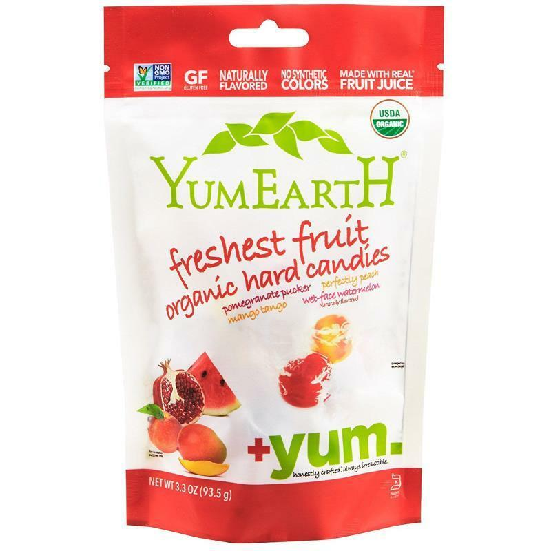 YumEarth Organic Gluten Free Vegan Candies
