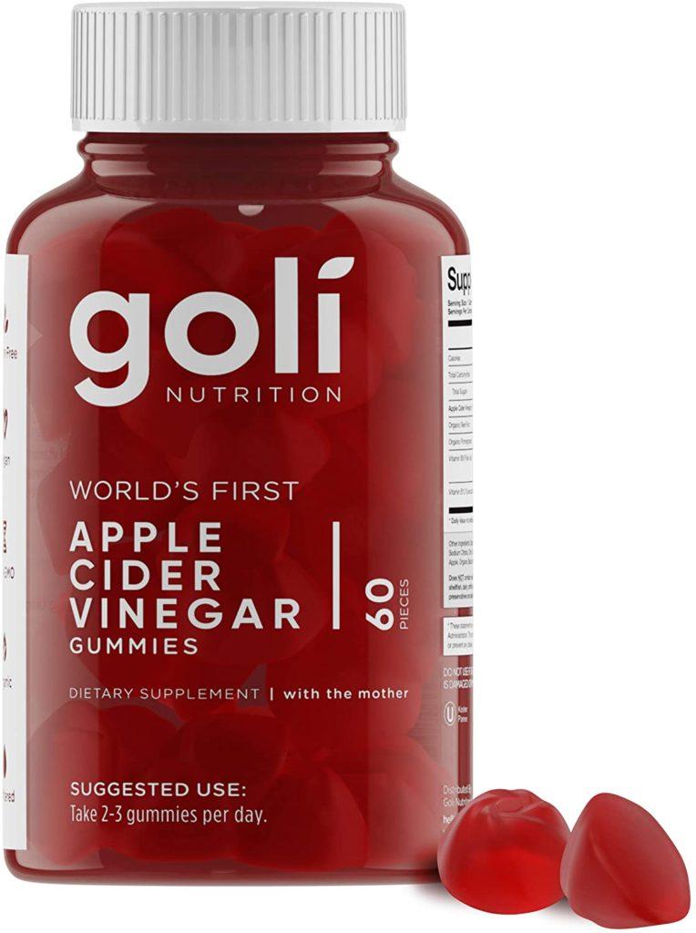 Apple Cider Vinegar Gummies from Goli